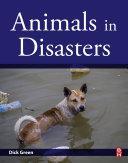 obrázek zboží Animals in Disasters