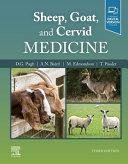 obrázek zboží Sheep, Goat, and Cervid Medicine 3rd Edition
