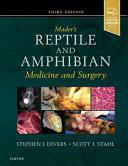 obrázek zboží Mader's Reptile and Amphibian Medicine and Surgery 3rd Edition