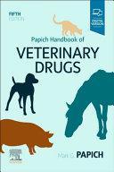 obrázek zboží Papich Handbook of Veterinary Drug 5 . Edition