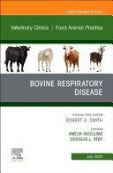 obrázek zboží Veterinary Clinics of North America: Food Animal Practice: Bovine Respiratory Diseases