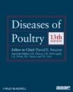 obrázek zboží Diseases of Poultry 13 edition