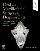 obrázek zboží Oral and Maxillofacial Surgery in Dogs and Cats, 2nd Edition