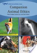 obrázek zboží Companion Animal Ethics- UFAW Animal Welfare Series