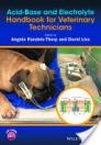 obrázek zboží Acid Base and Electrolyte Handbook for the Veterinary Technicians