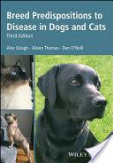 obrázek zboží Breed Predispositions to Disease in Dogs and Cats, 3rd Edition