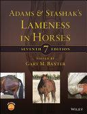 obrázek zboží Adams and Stashak's Lameness in Horses, 7th Edition