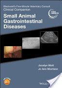 obrázek zboží Blackwell's Five-Minute Veterinary Consult Clinical Companion: Small Animal Gastrointestinal Diseases