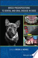 obrázek zboží Breed Predispositions to Dental and Oral Disease in Dogs