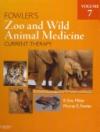 obrázek zboží Fowlers ZOO and Wild Animal Medicine Current Therapy Vol. 7