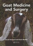 obrázek zboží Goat Medicine and Surgery