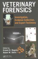 obrázek zboží Veterinary Forensics: Investigation, Evidence Collection, and Expert Testimony