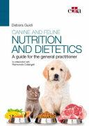 obrázek zboží Canine and feline nutrition and dietetics -  A guide for the general practitioner