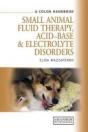 obrázek zboží A Colour Handbook Small Animal Fluid TherapyAcid-Base and Electrolyte Disorders