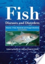 obrázek zboží Fish Diseases and Disorders, Volume 3: Viral, Bacterial and Fungal Infections
