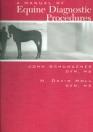 obrázek zboží A Manual of Equine Diagnostic Procedures