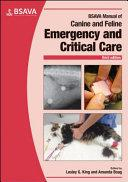 obrázek zboží BSAVA Manual of Canine and Feline Emergency and Critical Care 3. edition