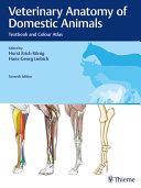obrázek zboží Veterinary Anatomy of Domestic Animals: Textbook and Colour Atlas